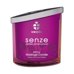 SENZE Bougie de Massage SPIRITUAL