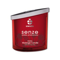SENZE MASSAGE CANDLE TEASING