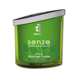 BOUGIE DE MASSAGE VITALIZING - SENZE