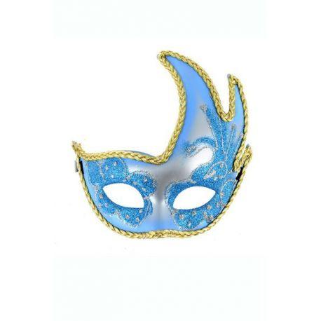 Masque La Boheme Bleu